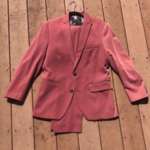 Desert rose / blush suit